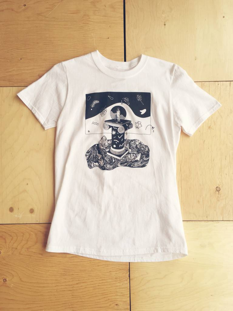"""Life Wife Press T-shirt """"Mighty Aphrodite"""""""