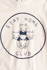 "Stay Home Club T-shirt ""Stay Home Club"""