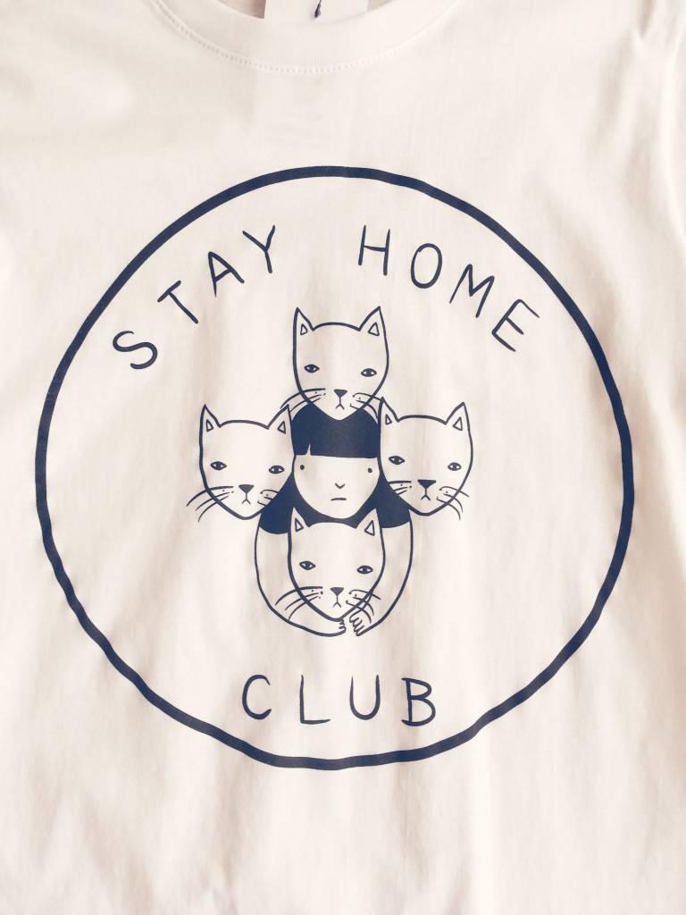 Stay Home Club Stay Home Club T-shirt