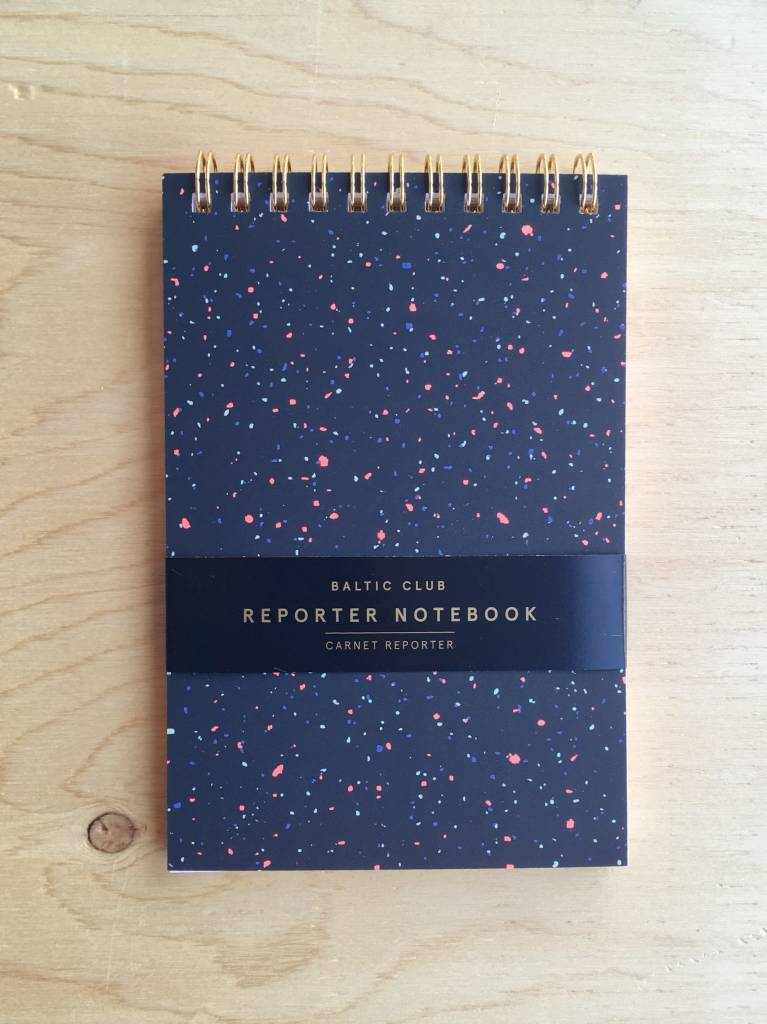 Baltic Club Reporter Notebook