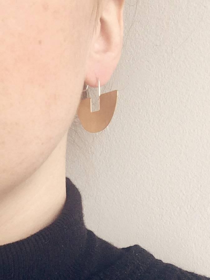 Lumafina Boucles d'oreilles Arco Iris (moyen)