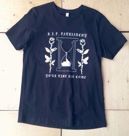 "Modern Women T-shirt ""RIP Patriarchy"""