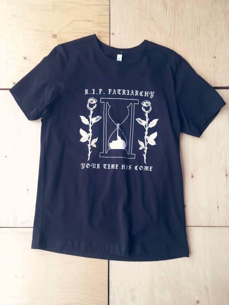 Modern Women RIP Patriarchy T-shirt