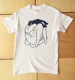 Annex Collaborations T-shirt 'How to Hold Yourself'