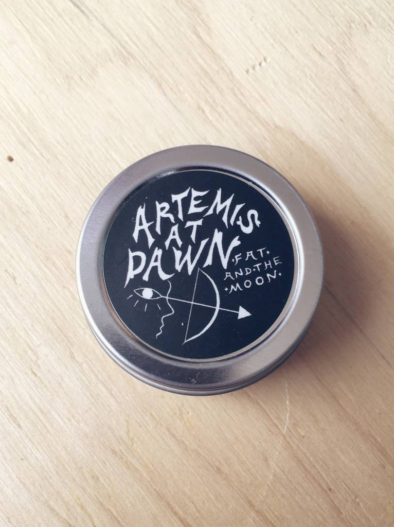 Fat and the Moon Artemis At Dawn Scented Balm