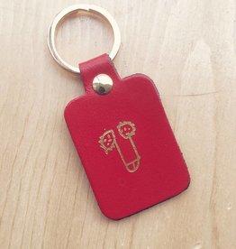 Ark Colour Design Boobs or Willy Key Fob