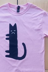 "Annex Collaborations T-shirt ""Sad-Cat"""