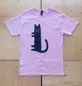 "Annex Collaborations T-shirt ""Sad-Cat"""
