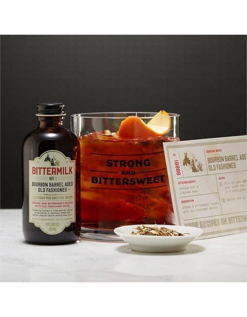 Bittermilk Drink Mixer & Glass