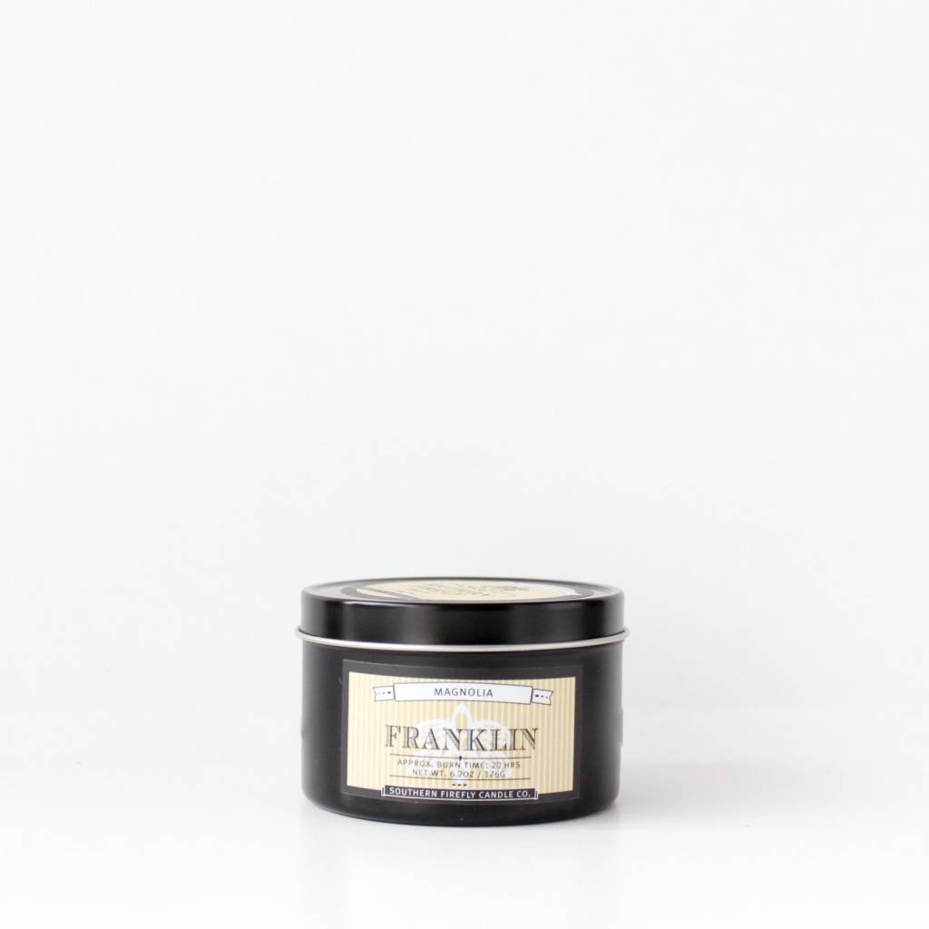 Southern Firefly Candle Franklin Candle