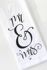 Kitchen Towel Mr and Mrs