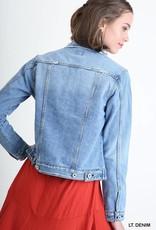 Ellie Denim Jacket