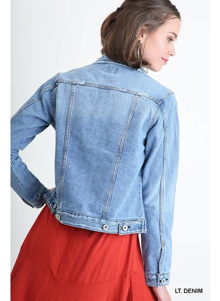 Ellie Denim Jacket
