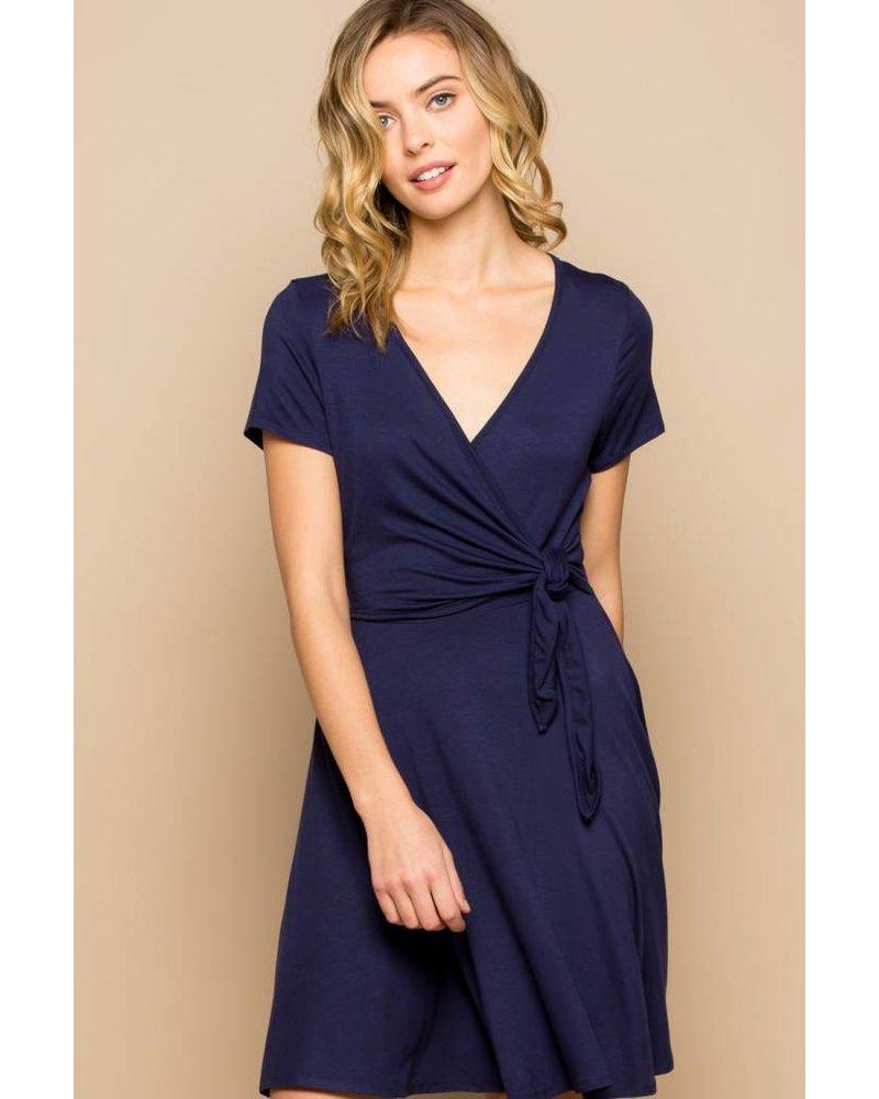 Lucy Wrap Dress