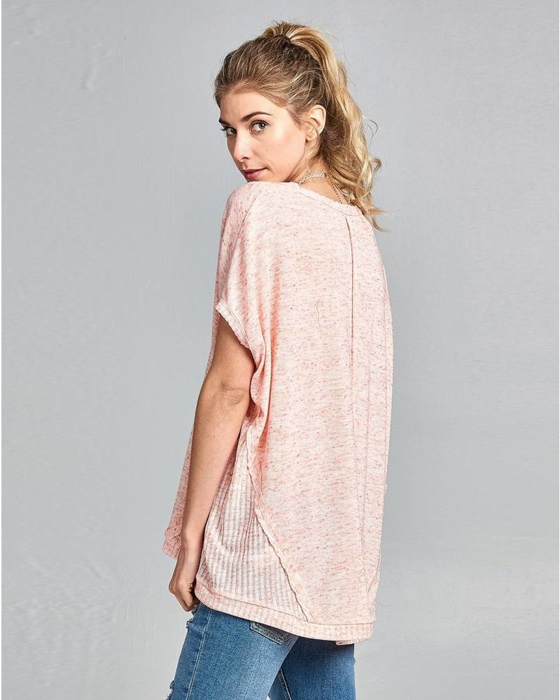 Lily Cap Sleeve Top