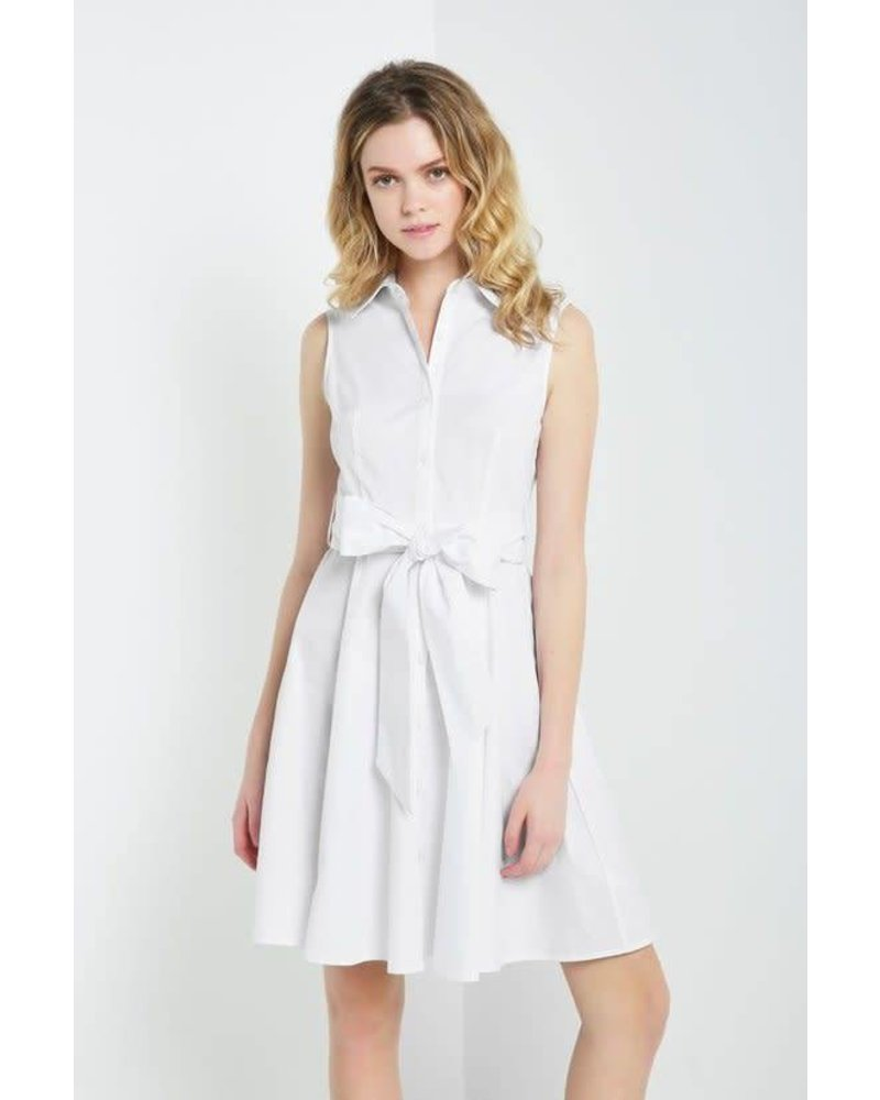 Britta Button Down Dress
