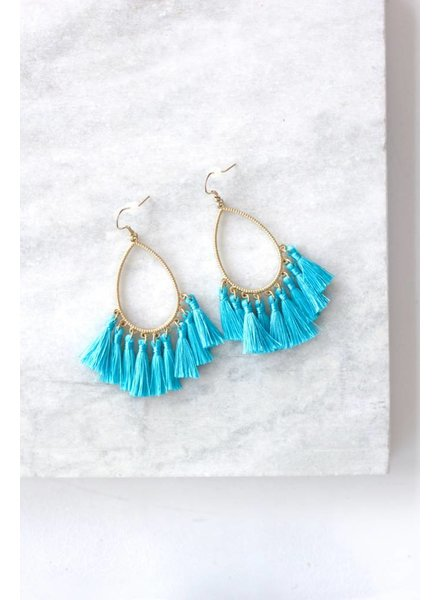 Ella Tassel Earrings