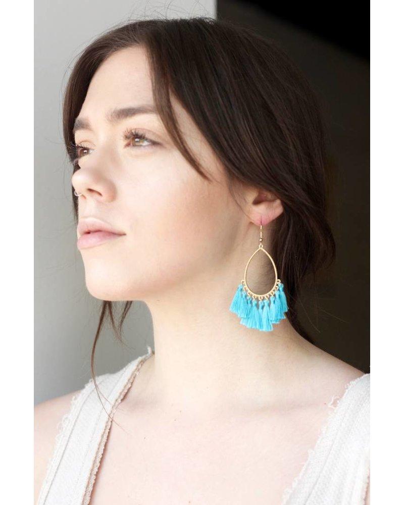 Ella Tassel Earrings
