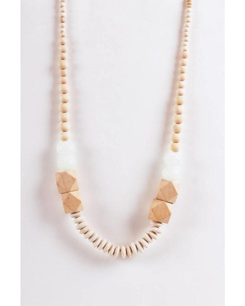 Valencia Beaded Necklace