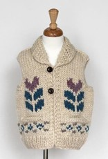 Granted Sweater Company Granted Sweater Company Hand Knit Wool Vest