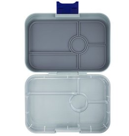 Yumbox Yumbox Tapas 5 Compartment Flat Iron Grey Bento Lunchbox