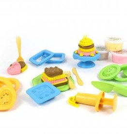 Green Toys Cake Maker Dough Set