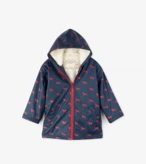 Hatley Hatley Sherpa Lined Splash Jacket