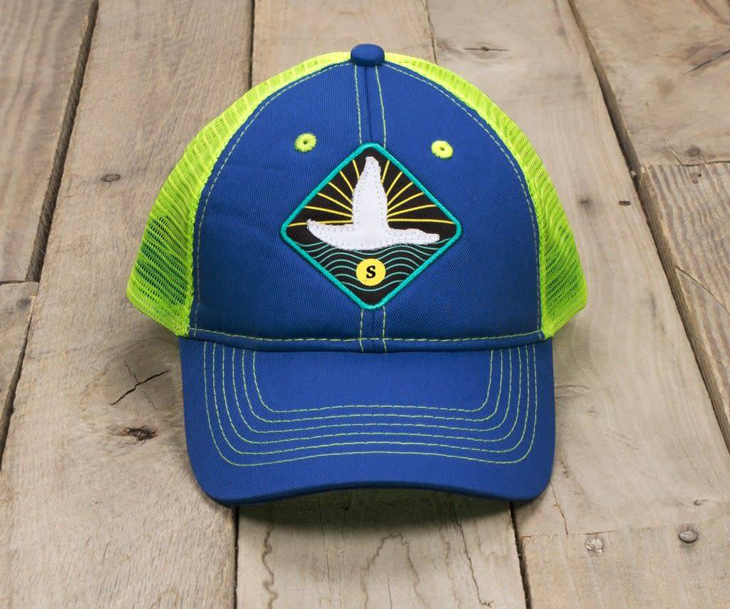 Southern Marsh Southern Marsh Trucker Hat Flying Duck - Southern ... 5482e7d99f1