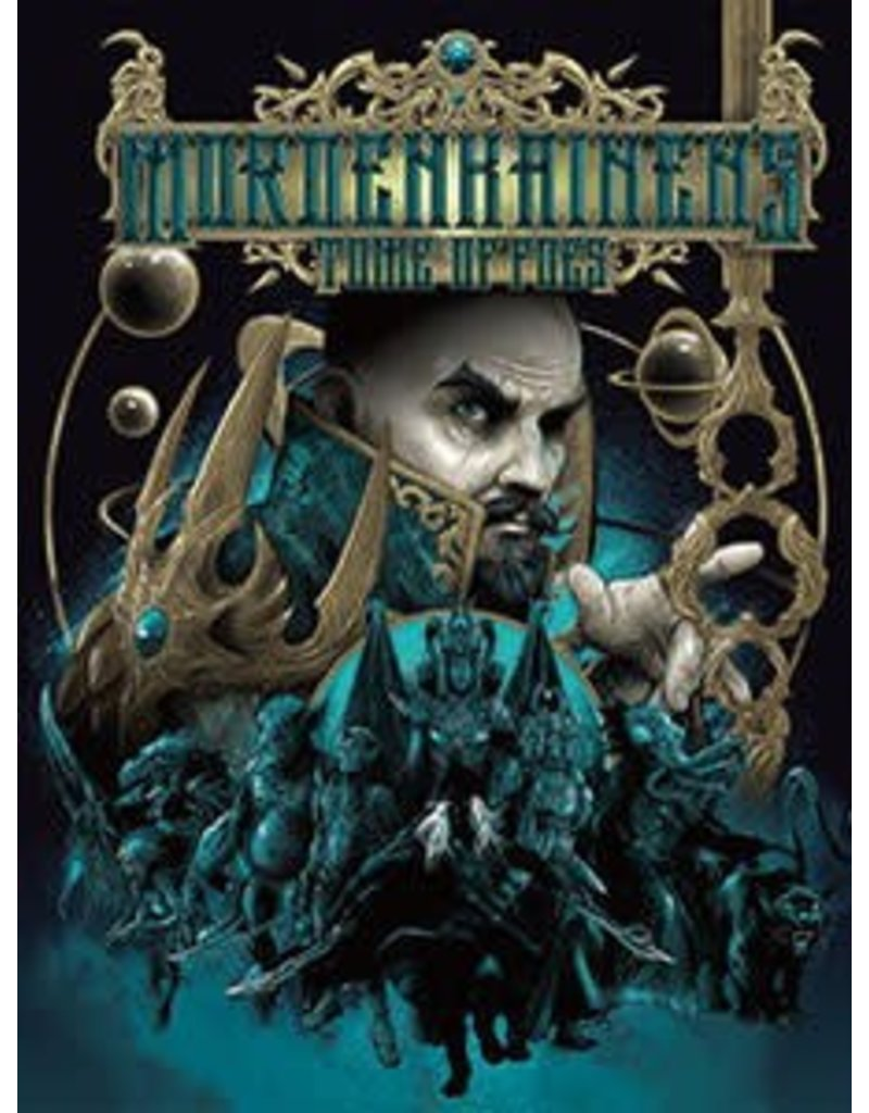D&D 5th Edition: Mordenkainen's Tome of Foes (Hobby Exclusive Cover)