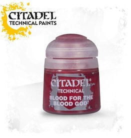 Citadel Citadel Blood for the Blood God Technical