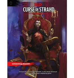 D&D Adventure: Curse of Strahd