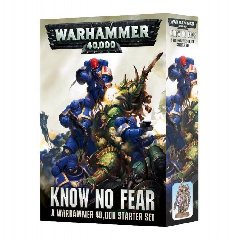 Warhammer 40k Warhammer 40k Know No Fear Starter Set