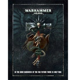 Warhammer 40K Warhammer 40K: In the Grim Darkness of the Far Future There is Only War