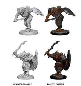 Wizk!ds D&D Nolzur's Marvelous Miniatures: Dragonborn Fighter
