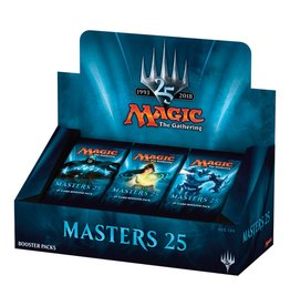 Magic the Gathering MTG: Masters 25 Booster Box
