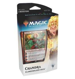 Magic the Gathering MTG Dominaria Chandra Planeswalker Deck