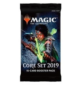 Magic the Gathering MTG Core 2019 Russian Booster Pack