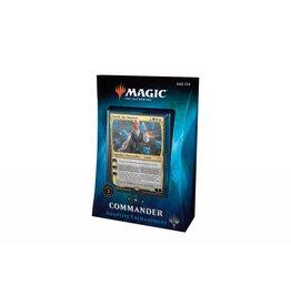 Magic the Gathering Commander 2018 Adaptive Enchantment