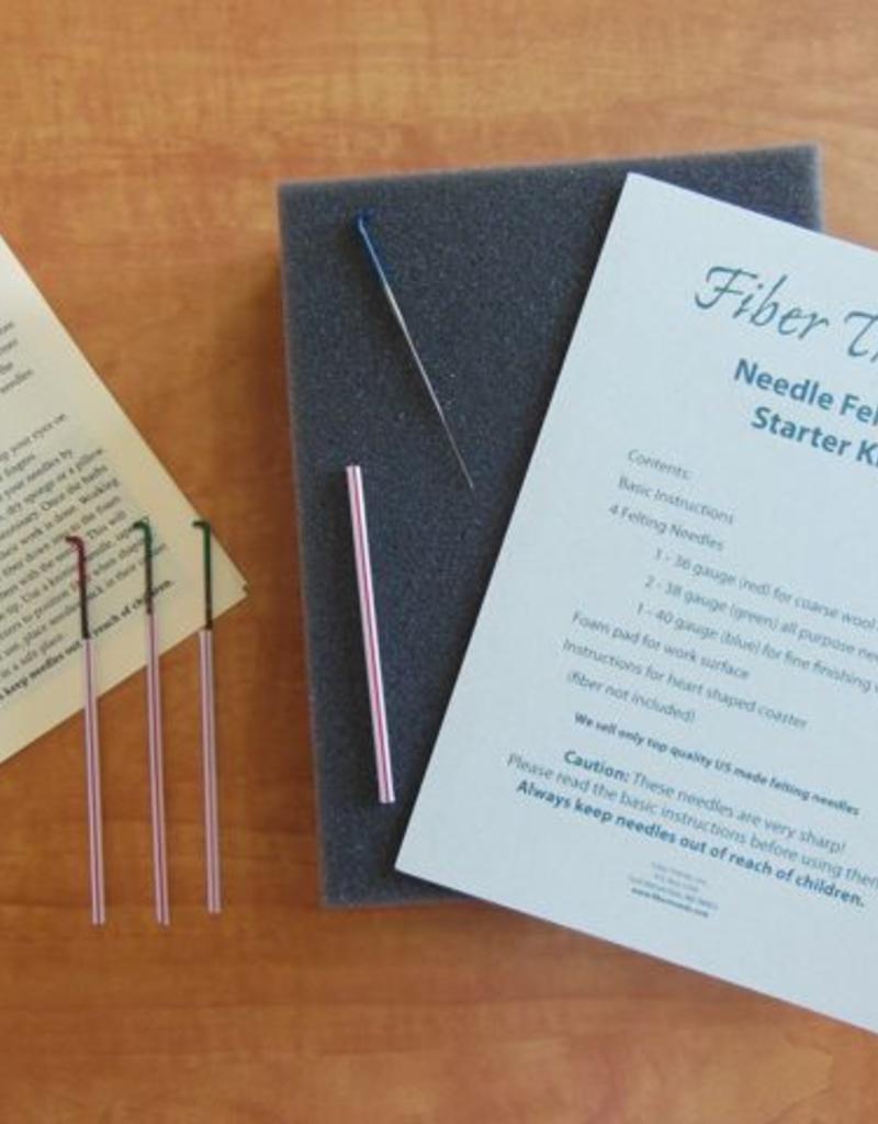 Fiber Trends Felting Kit