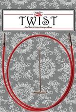 Chiao Goo CG TWIST 5in tips SM SET