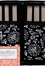 Chiao Goo Bamboo or Metal DPN Sock Set