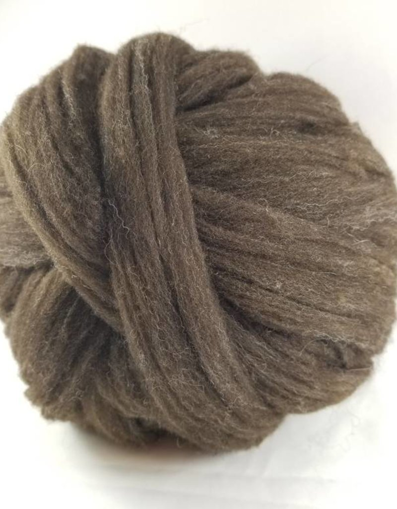 Local Undyed Wool Roving