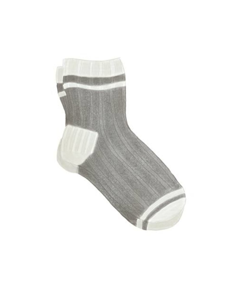 Basic Boot Socks:  Rye Sock Class