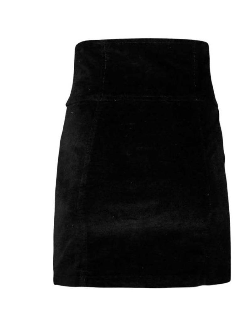 Renamed Karma High Waisted Cord Skirt