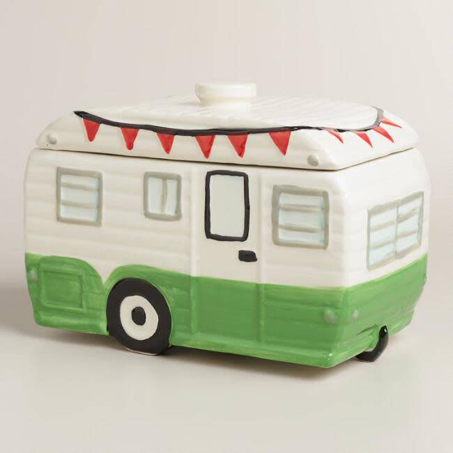 Cookie Jar Maine Stunning Camper Cookie Jar Camp Social Maine