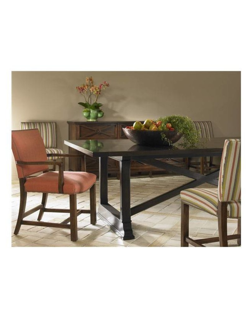 Chaddock Guy Chaddock Collection Oak Gate Farm Table