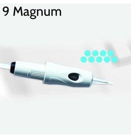 Nouveau Contour Agujas digitales (de seguridad) 5 piezas - Magnum de 9 puntos