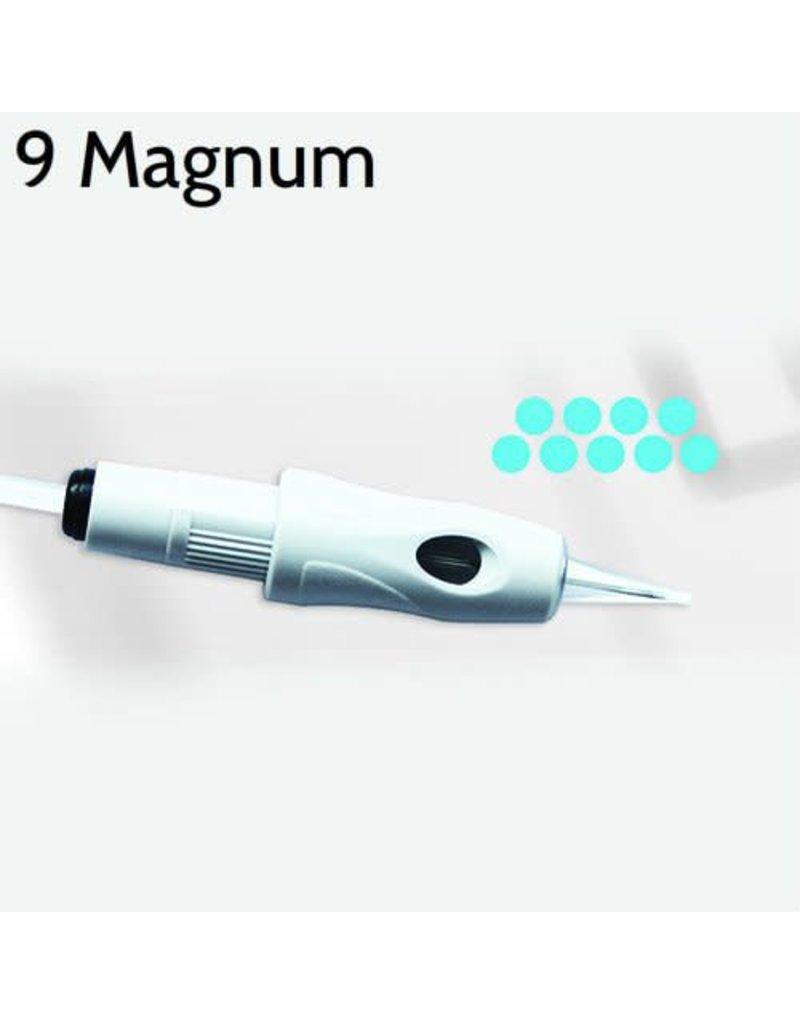 Nouveau Contour Digital (Safety) Needles 5 Pk - 9 Point Magnum