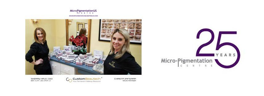 Micropigmentation Centre US- New Distribution Center