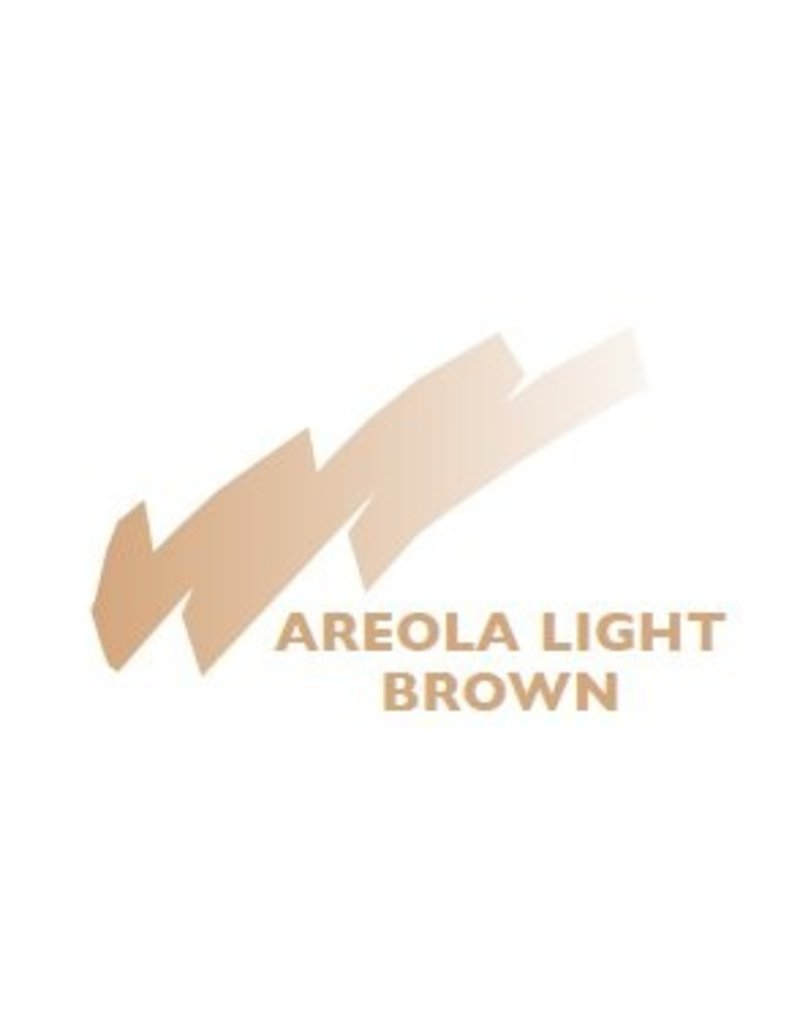 MicroPigmentation Centre Areola Light Brown - Areola Pigment